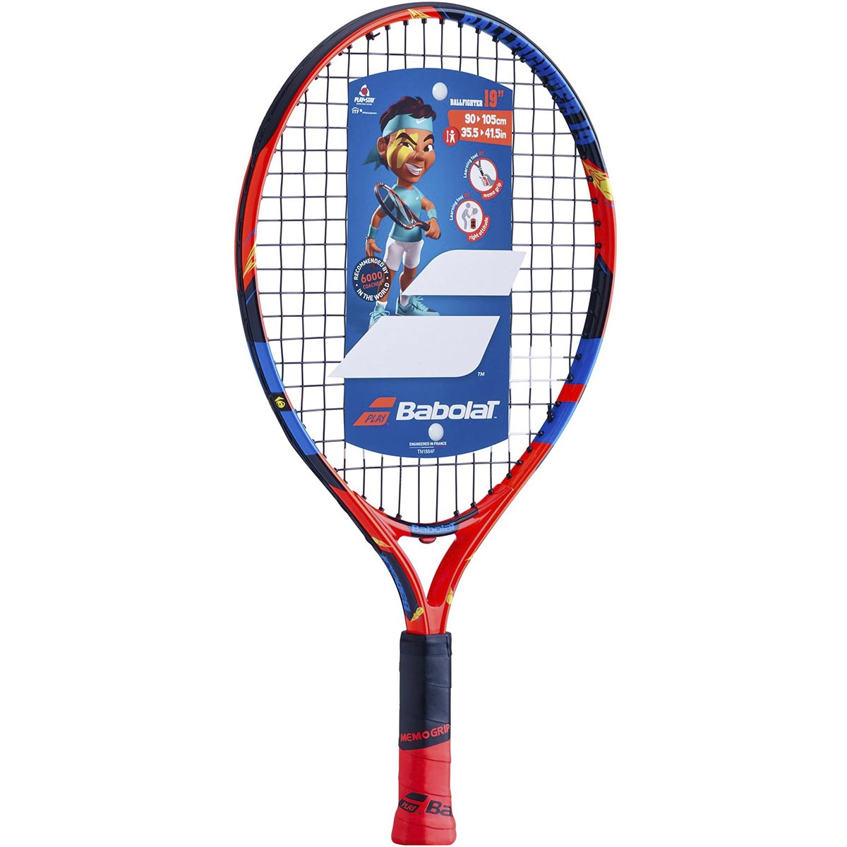 Ракетка для большого тенниса BALLFIGHTER 19