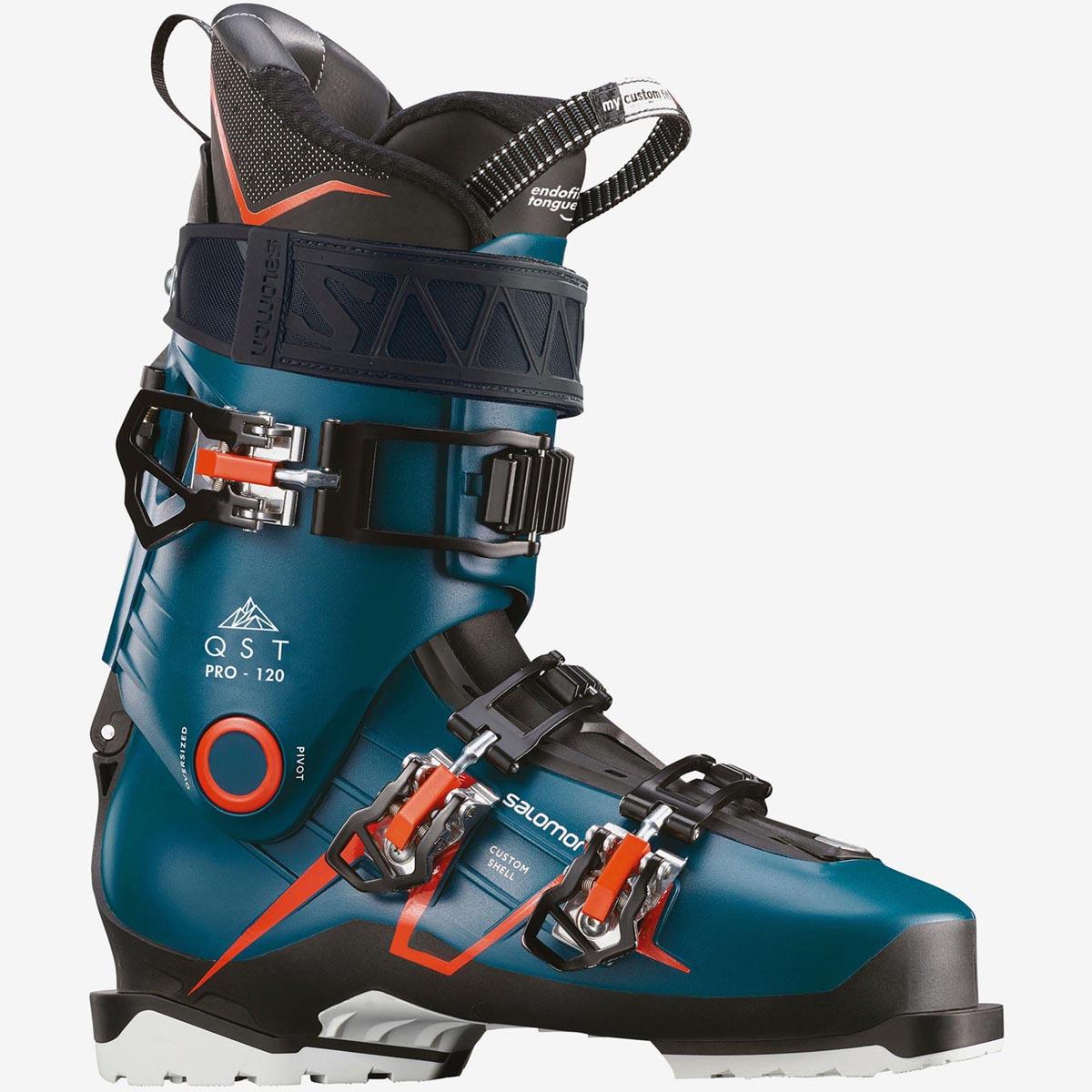 Ботинки лыжные QST PRO 120