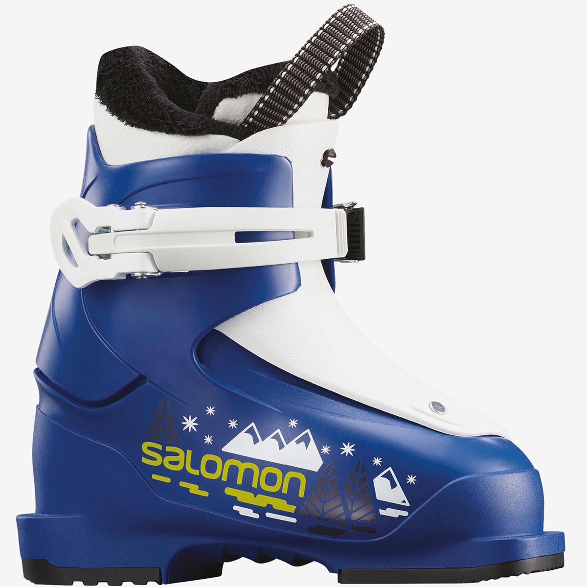 Ботинки лыжные T1