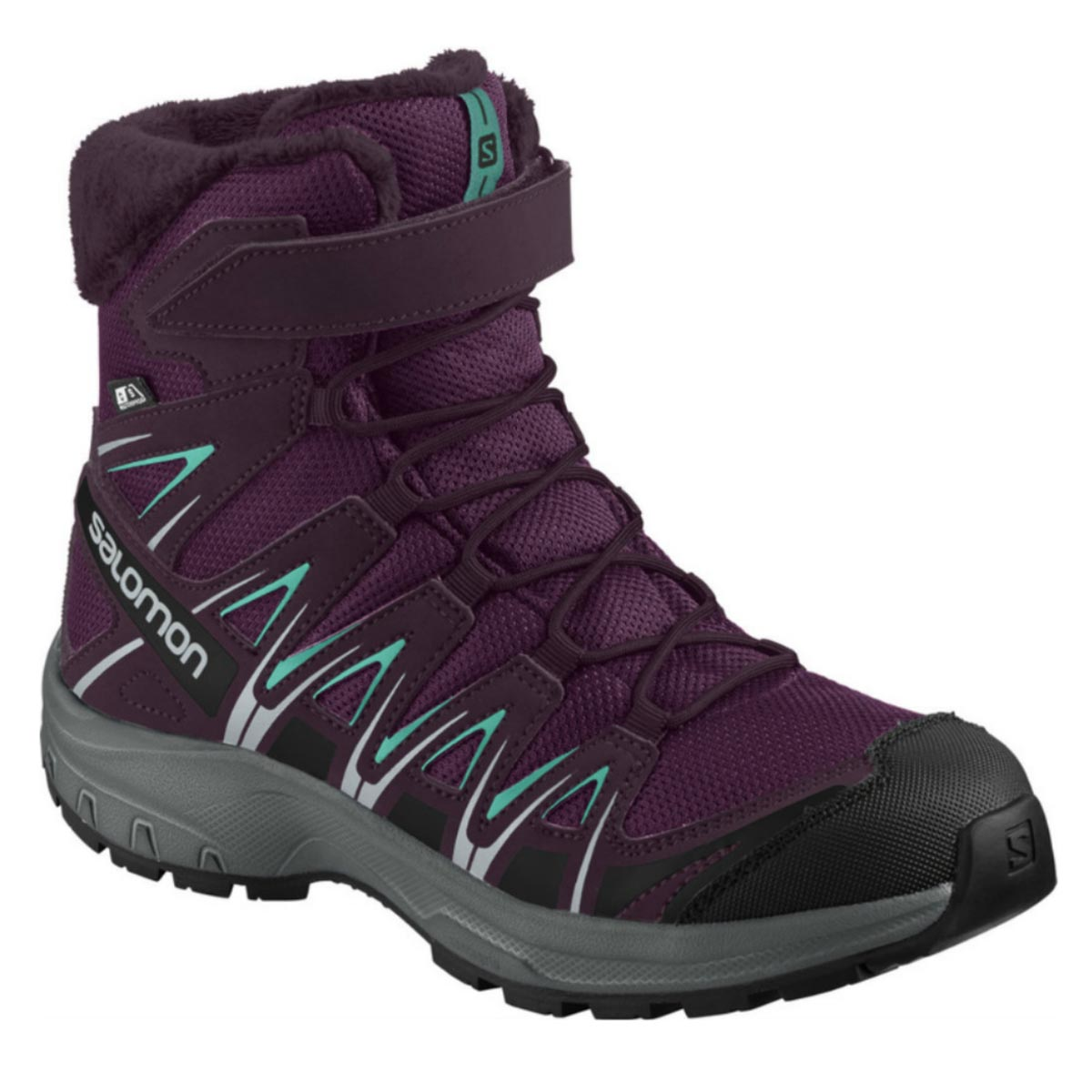 Ботинки утепленные XA PRO 3D WINTER TS CSWP J