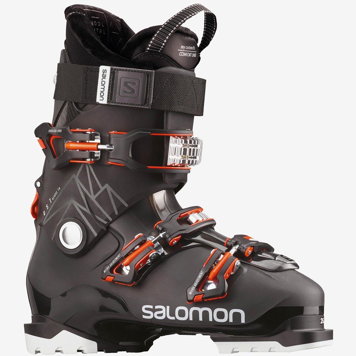 Ботинки лыжные QST ACCESS 70