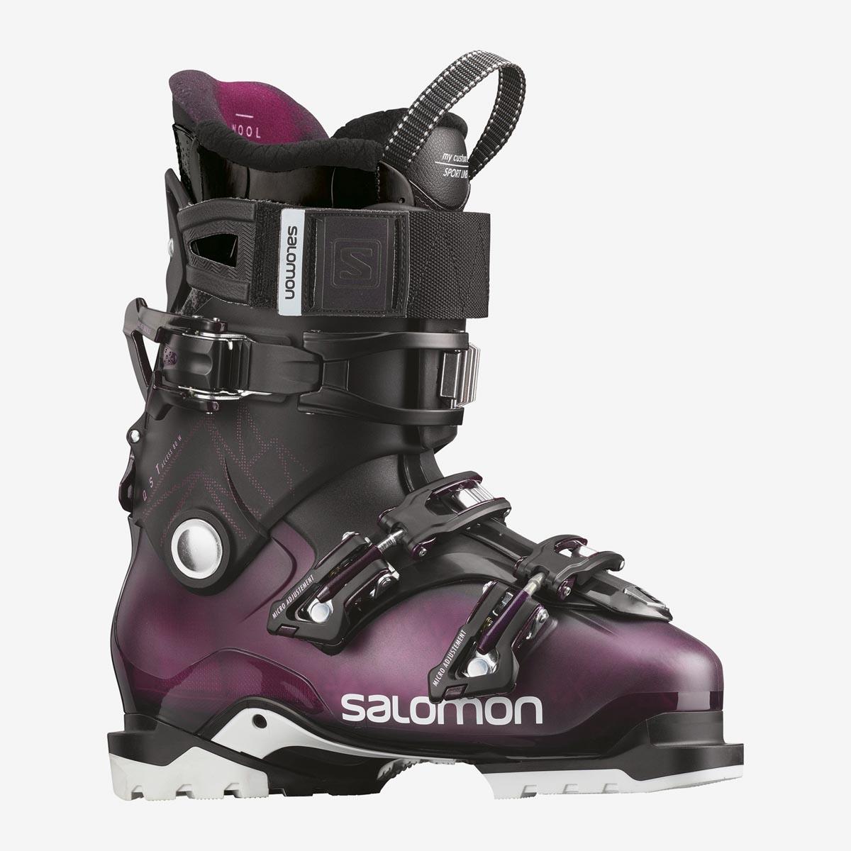 Ботинки лыжные QST ACCESS 80 W