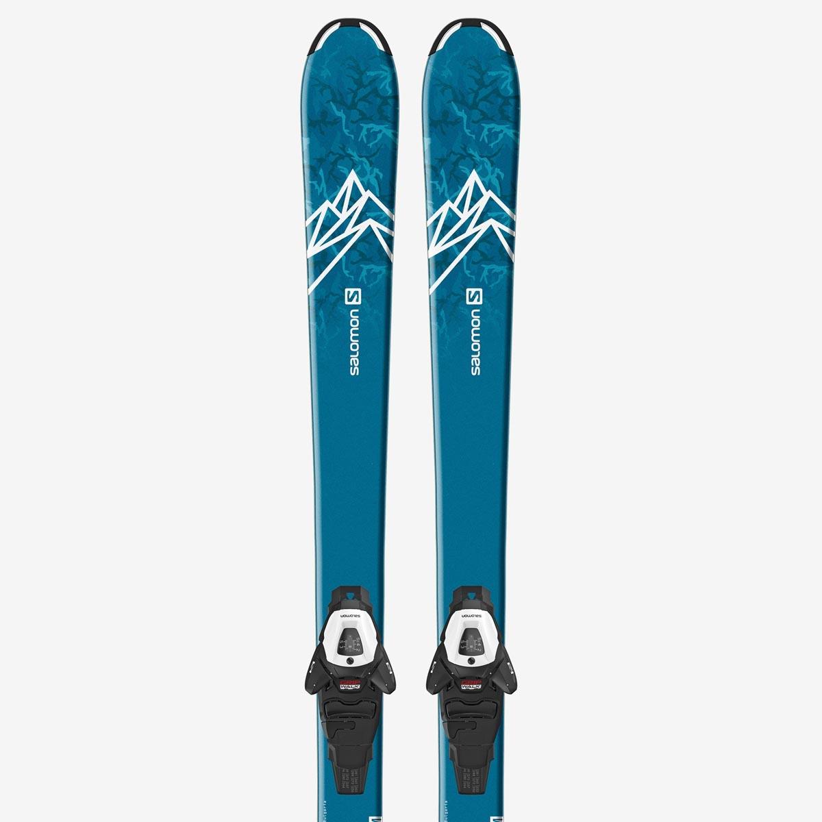 Комплект: лыжи + крепления QST MAX JR M + L6 GW J2
