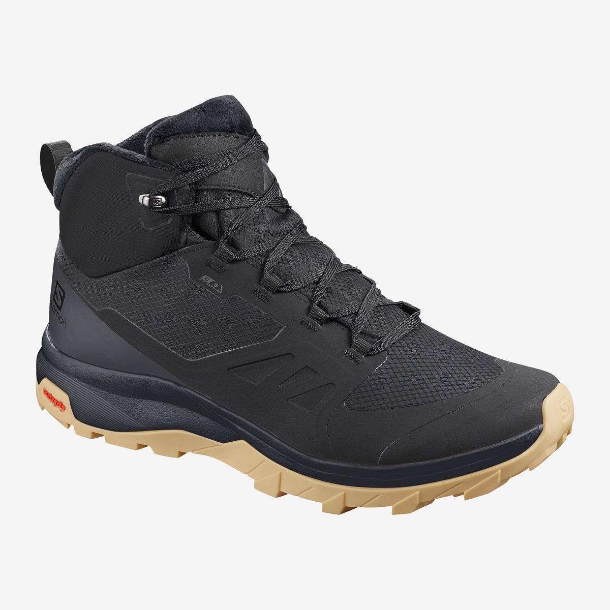 Ботинки утепленные OUTsnap CSWP