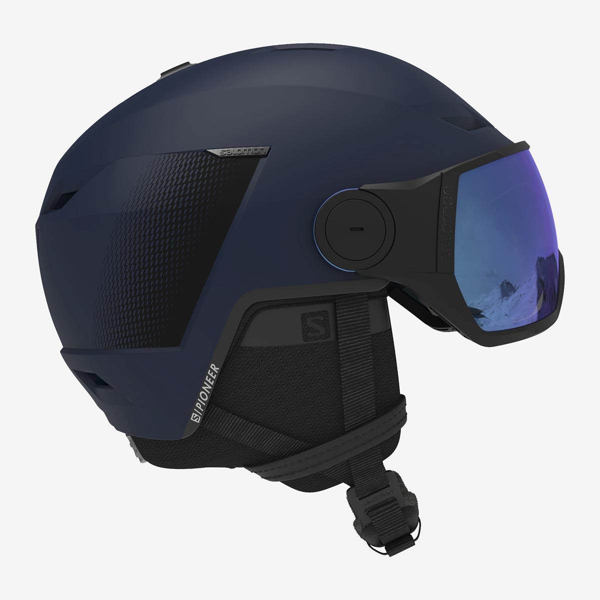 Шлем PIONEER LT VISOR