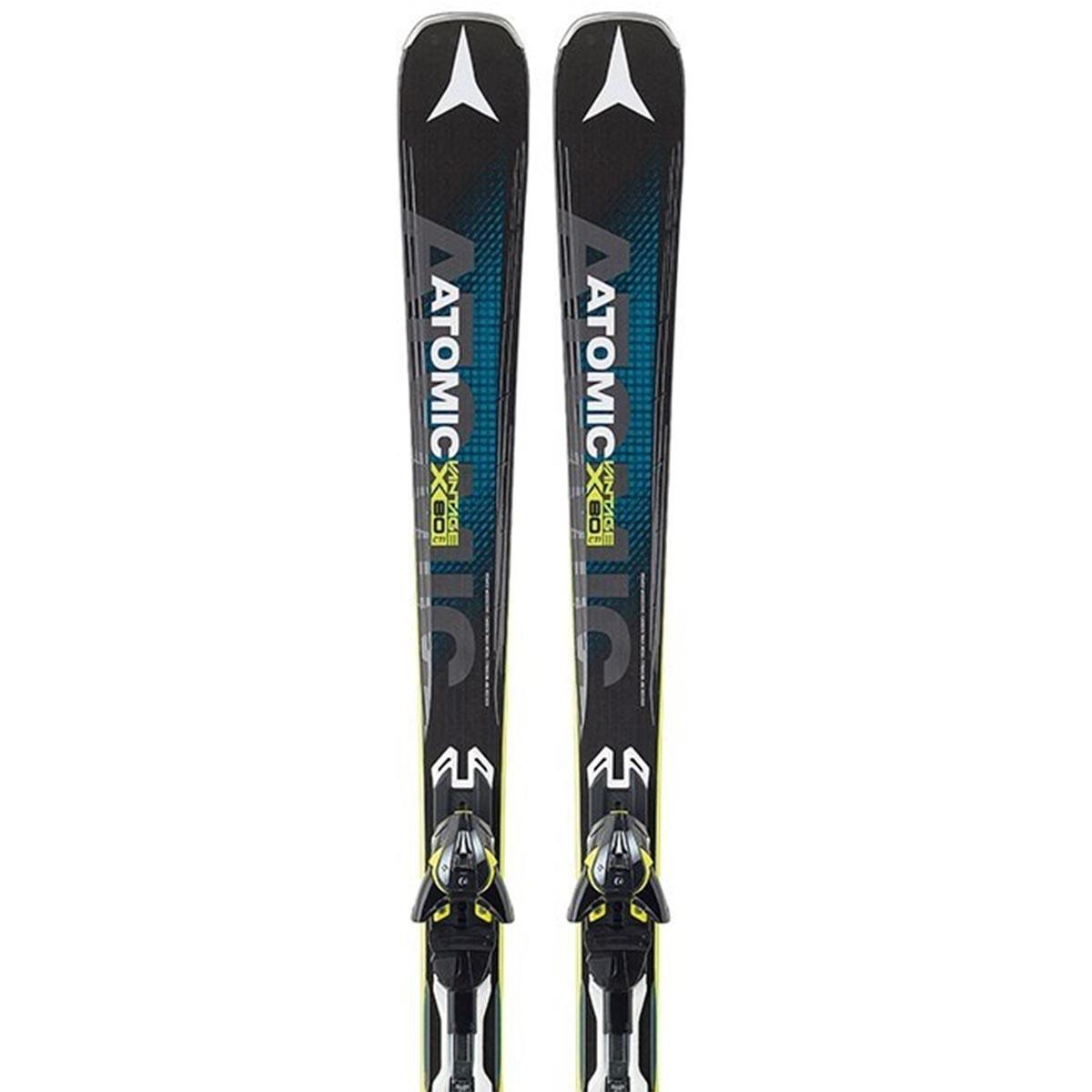 Комплект: лыжи + крепления VANTAGE X80 CTI - XT 12
