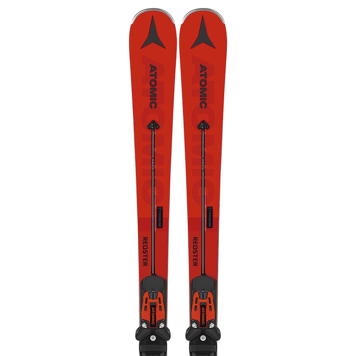 Комплект: лыжи + крепления REDSTER S9 + X 12 TL GW