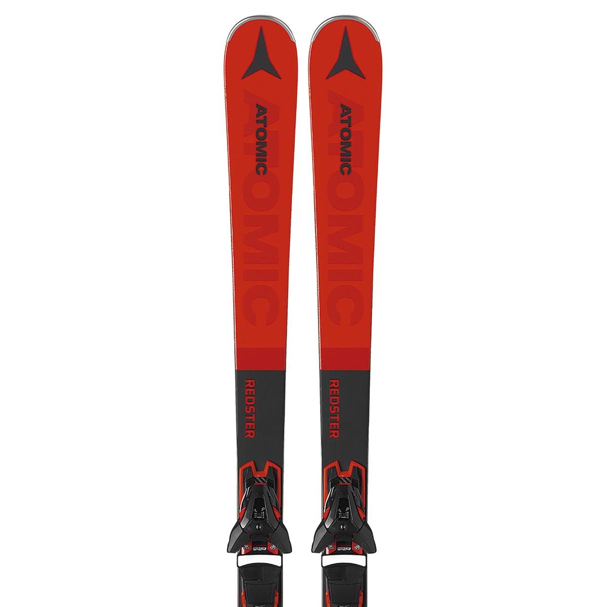 Комплект: лыжи + крепления REDSTER S7 + FT 12 GW