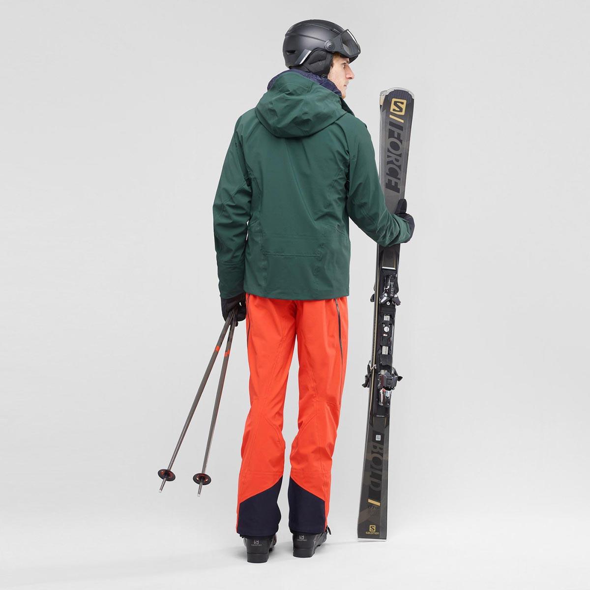 Куртка лыжная ICESTAR 3L JKT M