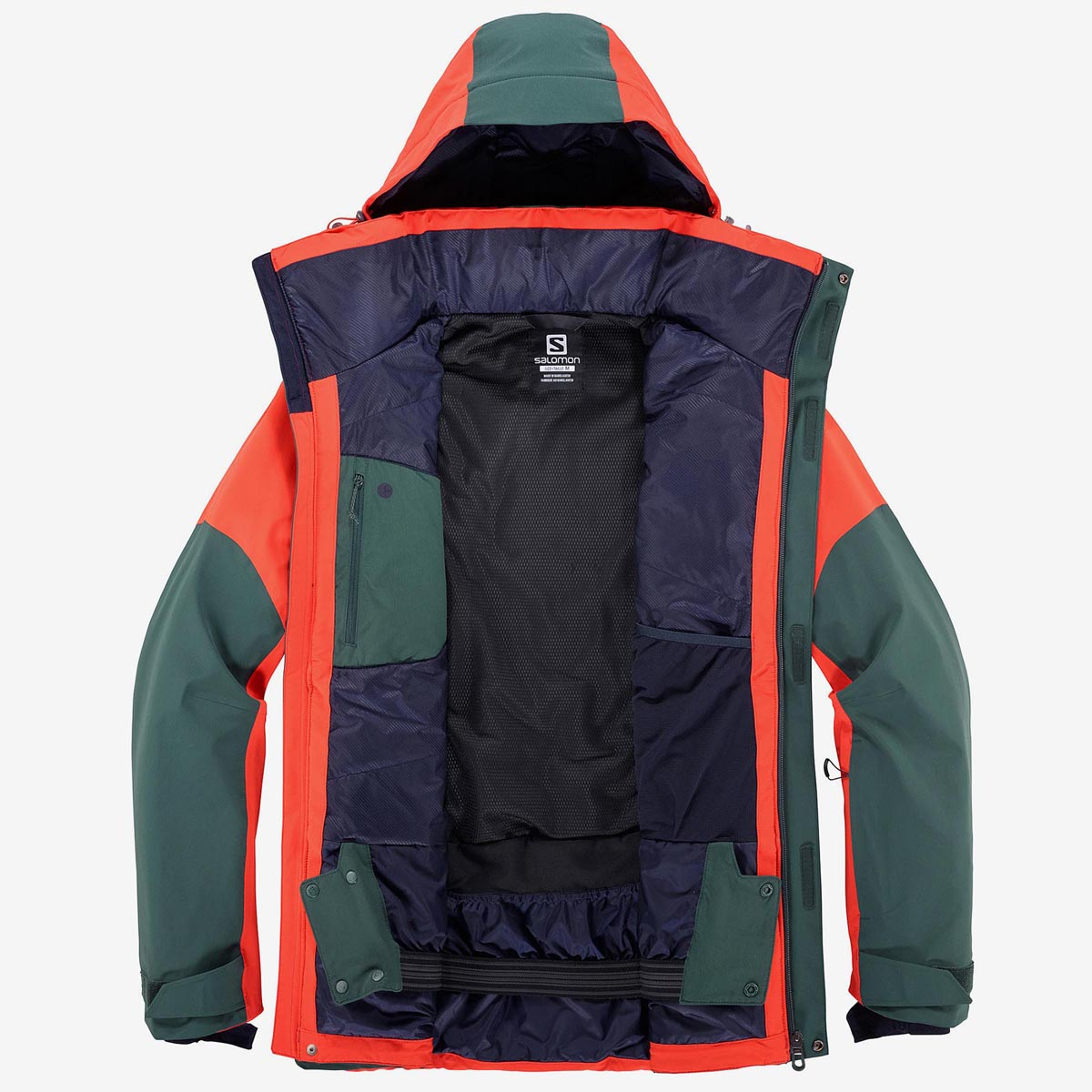 Куртка лыжная ICEROCKET JKT M