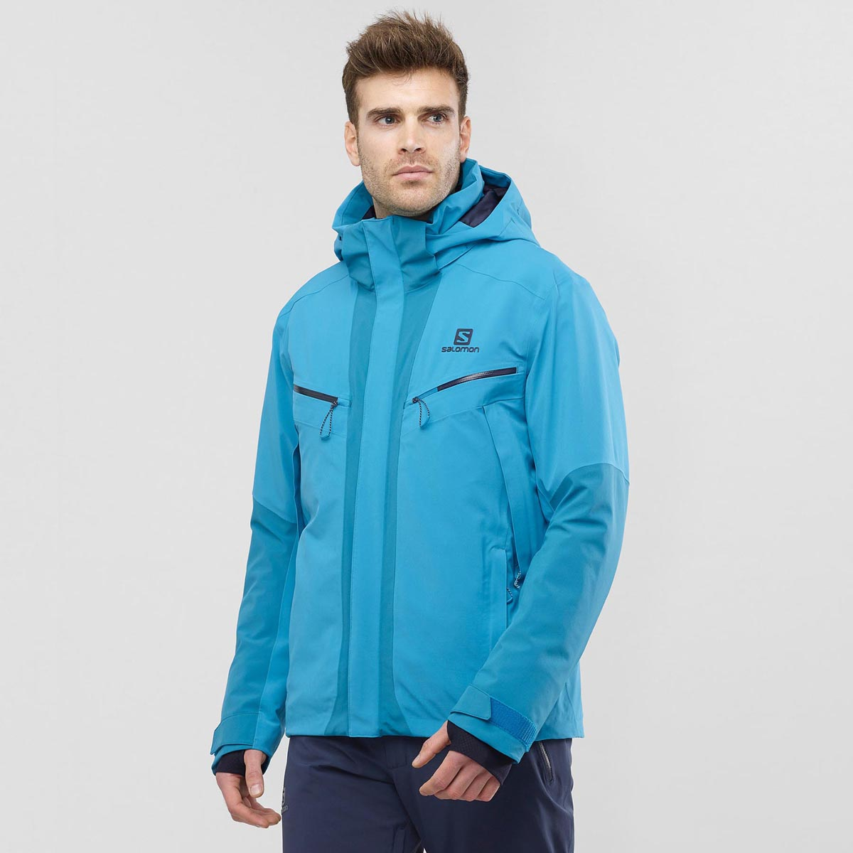 Куртка лыжная ICECOOL JKT M