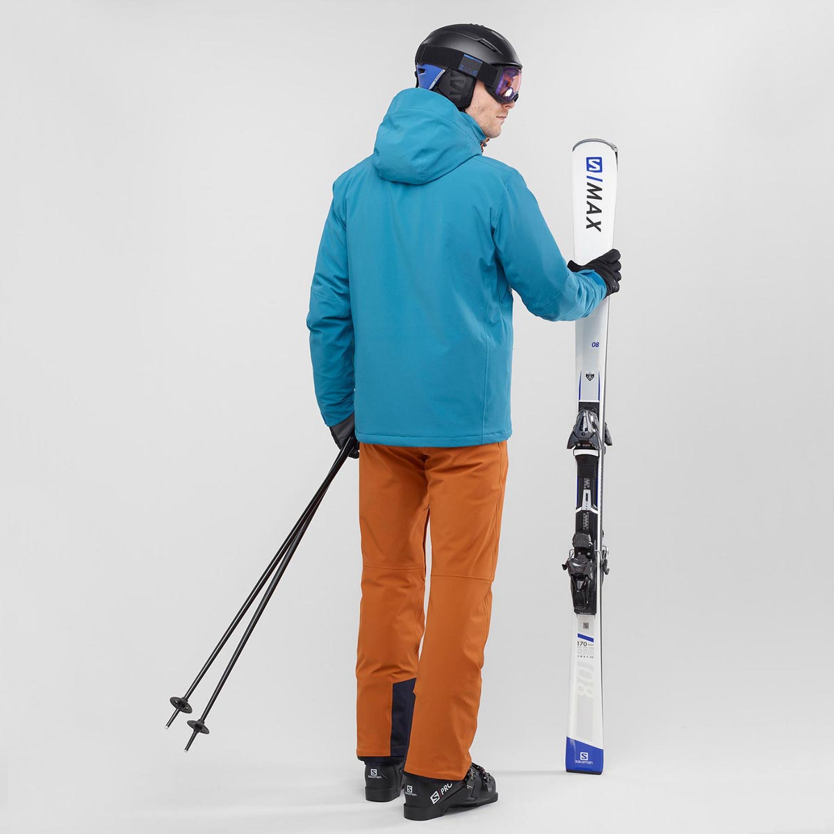 Куртка лыжная ICEFROST JKT M