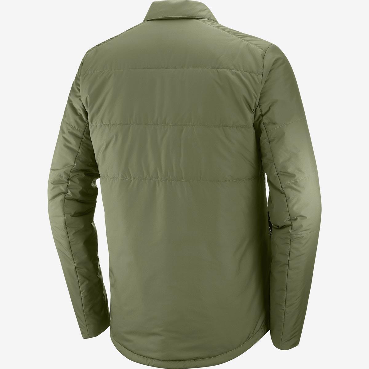 Рубашка утепленная SNOWSHELTER INSULATED SHIRT M