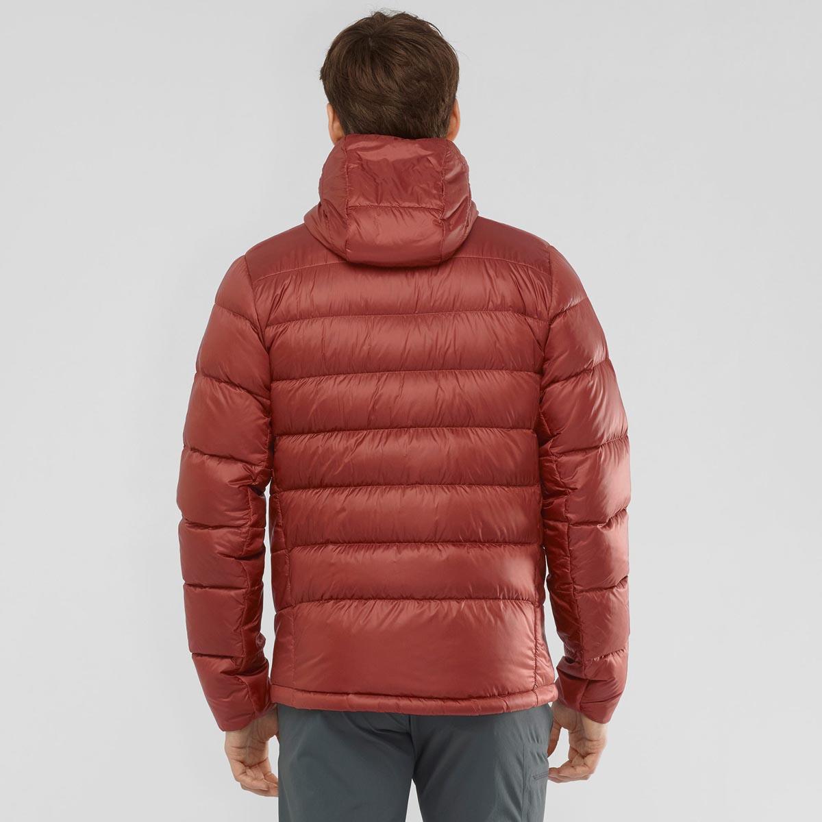 Куртка утепленная TRANSITION DOWN HOODIE M