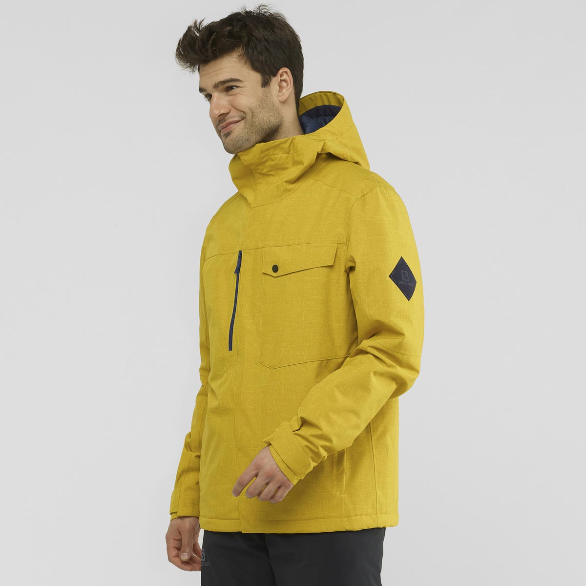 Куртка лыжная POWDERSTASH JKT M