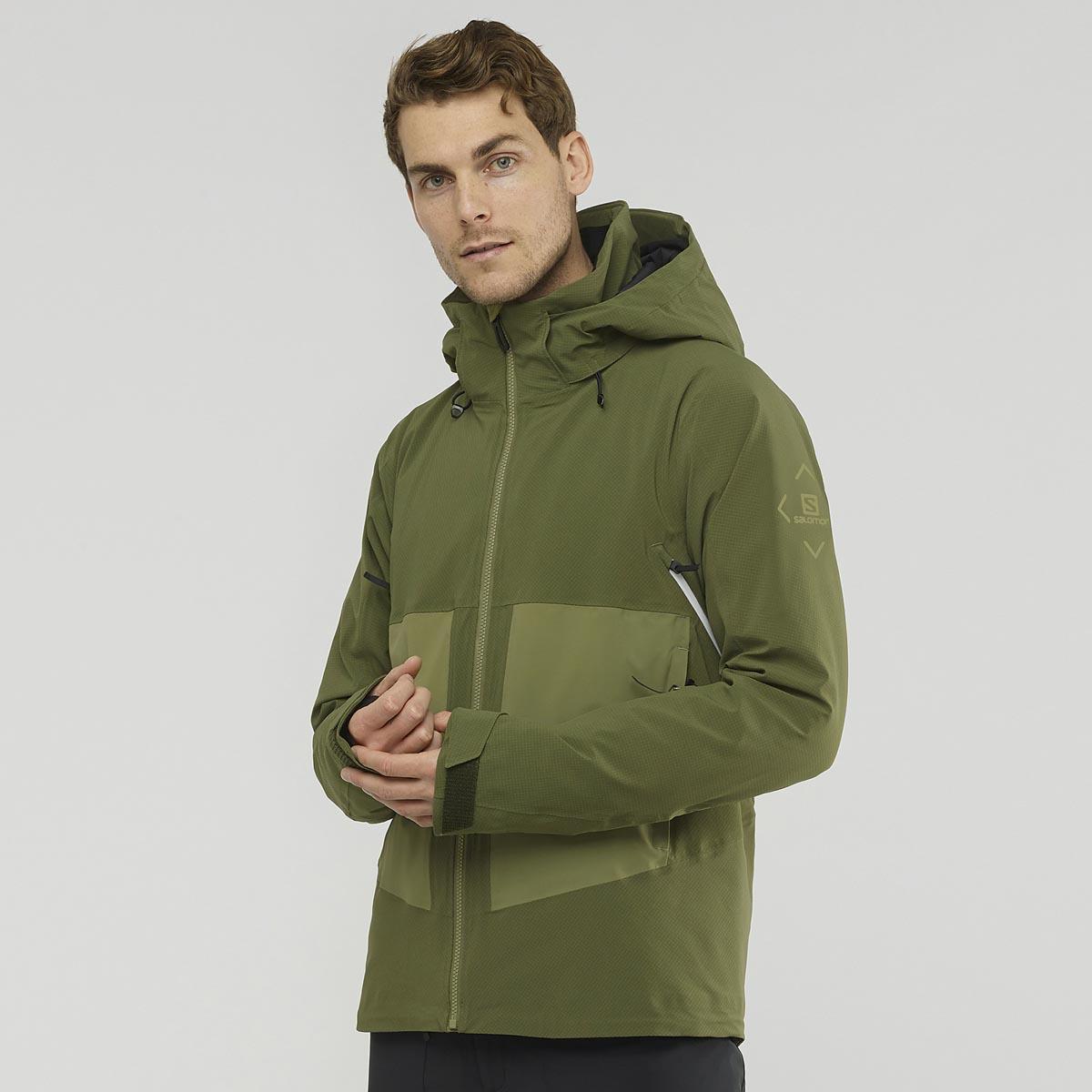 Куртка лыжная EPIC JKT M