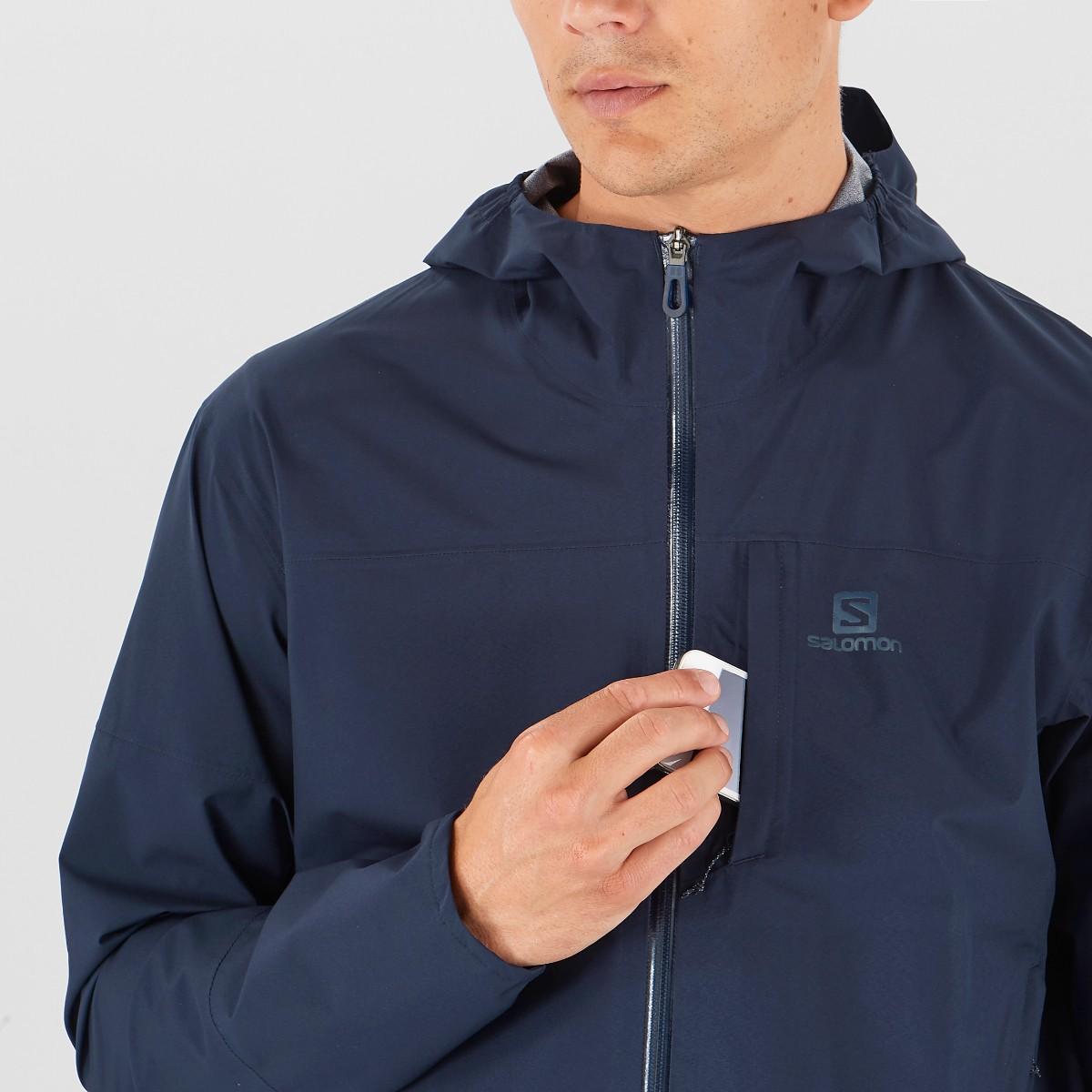Куртка XA 2.5L WATERPROOF JACKET M