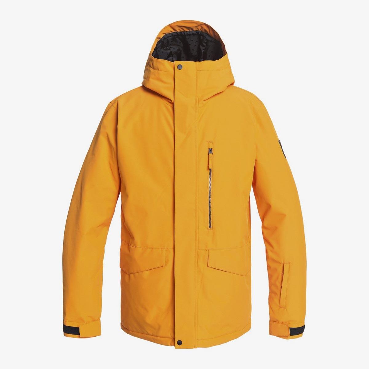 Куртка сноубордическая MISSION SOLID JK