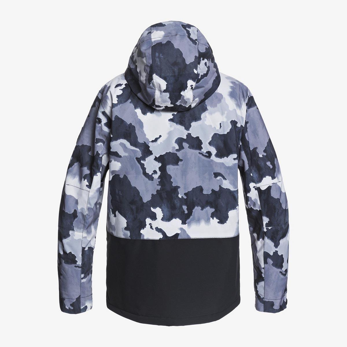 Куртка сноубордическая MISSION PRINTED BLOCK JK
