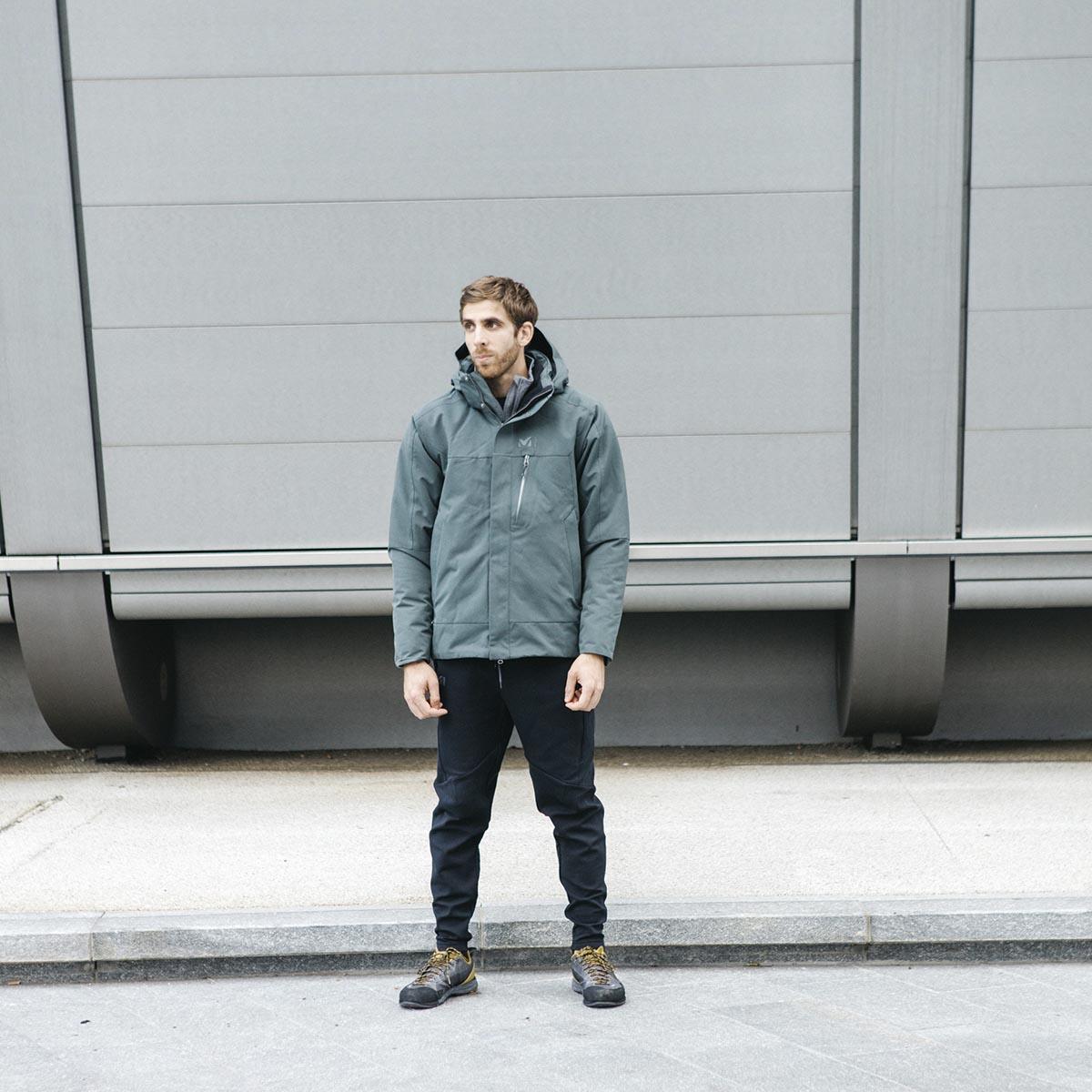 Куртка утепленная POBEDA INSULATED JKT M