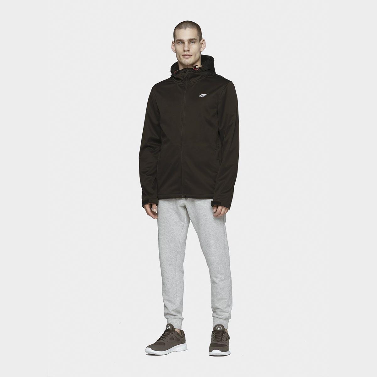 Куртка утепленная MEN'S SOFTSHELL JACKET