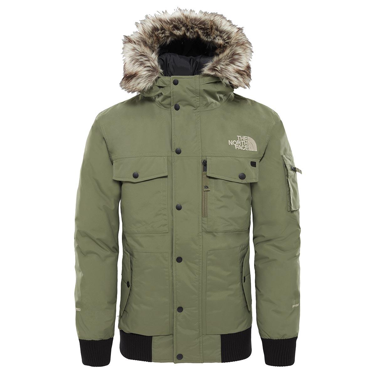 Куртка утепленная GOTHAM JACKET