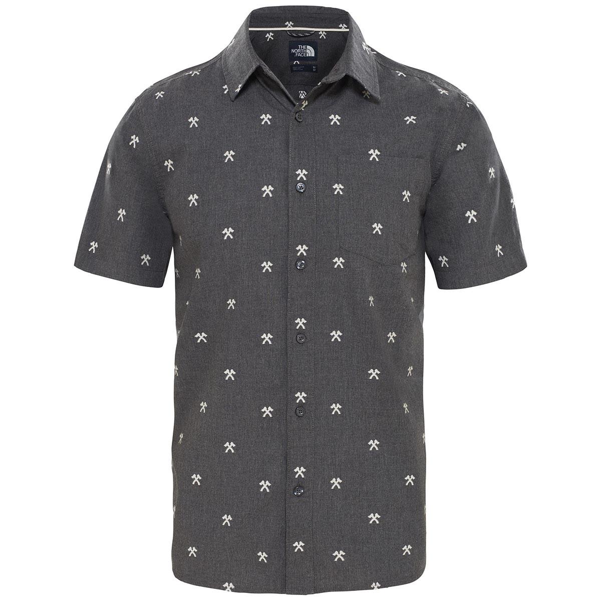 Рубашка S/S BAYTRAIL JACQ