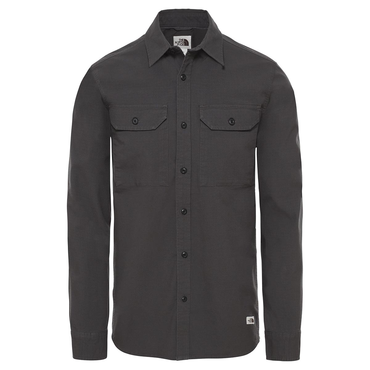 Рубашка с дл. рукавом L/S BATTLEMENT UTILITY SHIRT