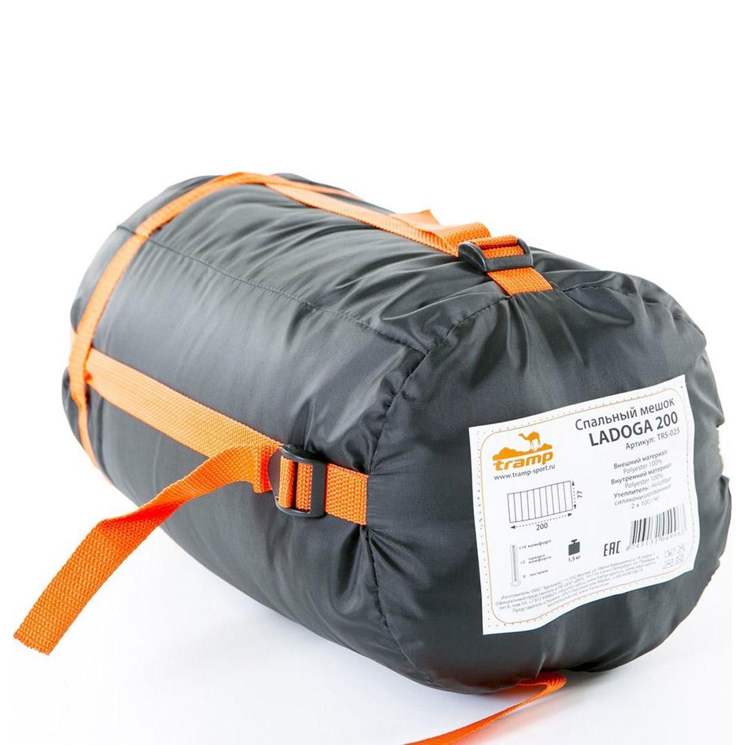 Спальный мешок LADOGA 200